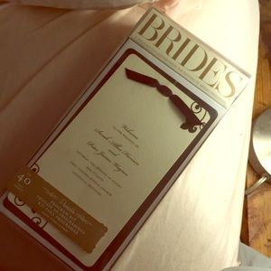 Bride Magazine Printable Program kit